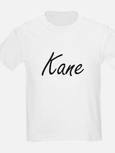 Kane Artistic Name Design T-Shirt