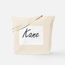 Kane Artistic Name Design Tote Bag
