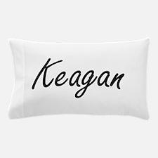 Keagan Artistic Name Design Pillow Case