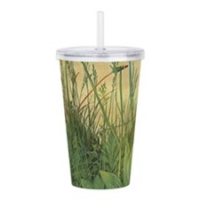 Large Piece of Turf by Acrylic Double-wall Tumbler