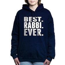 Best. Rabbi. Ever. Women's Hooded Sweatshirt