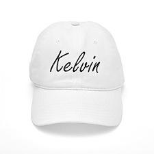 Kelvin Artistic Name Design Baseball Cap