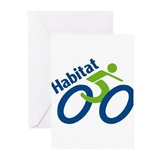 Cute Habitat for humanity Greeting Cards (Pk of 20)