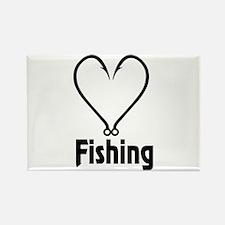 Love Fishing Magnets