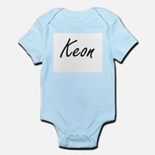 Keon Artistic Name Design Body Suit