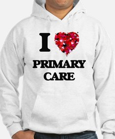I Love Primary Care Hoodie
