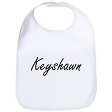 Keyshawn Artistic Name Design Bib