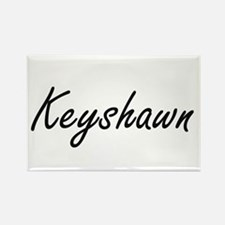 Keyshawn Artistic Name Design Magnets