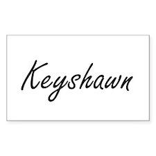 Keyshawn Artistic Name Design Decal