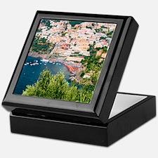 Italy, Amalfi Keepsake Box