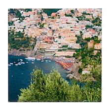 Italy, Amalfi Tile Coaster