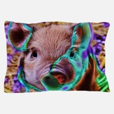 funky Piglet Pillow Case