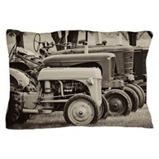 Unique Tractors Pillow Case
