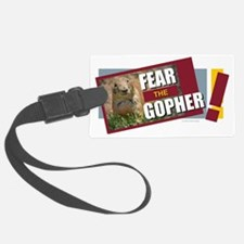 Unique Gopher Luggage Tag