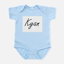 Kyan Artistic Name Design Body Suit