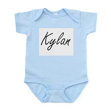 Kylan Artistic Name Design Body Suit