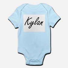 Kylan Artistic Name Design Body Suit