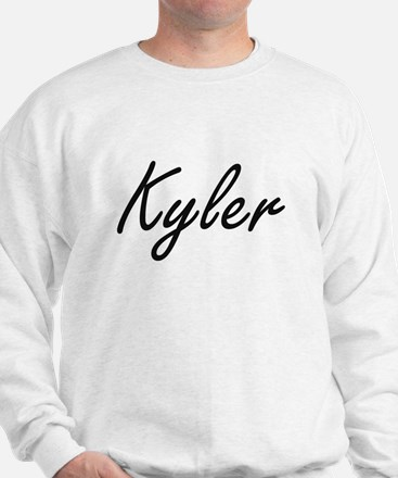 Kyler Artistic Name Design Jumper