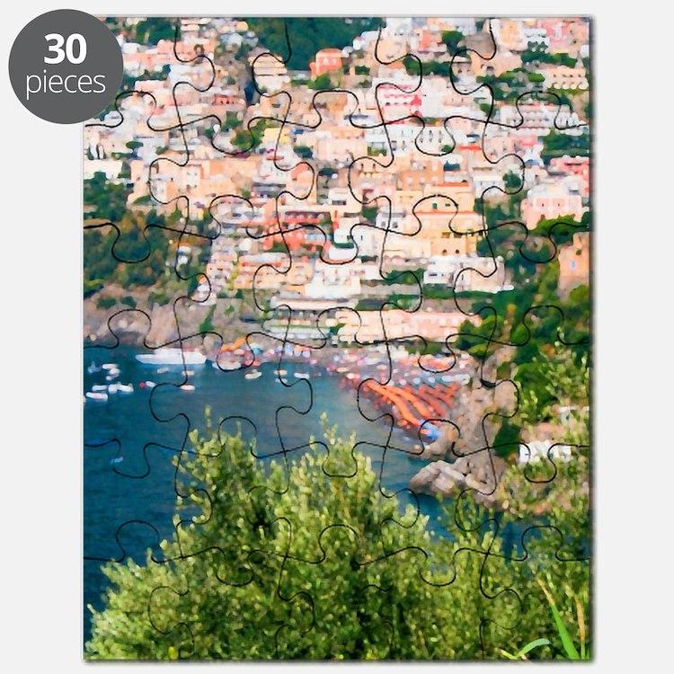 Italy, Amalfi Puzzle
