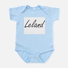 Leland Artistic Name Design Body Suit