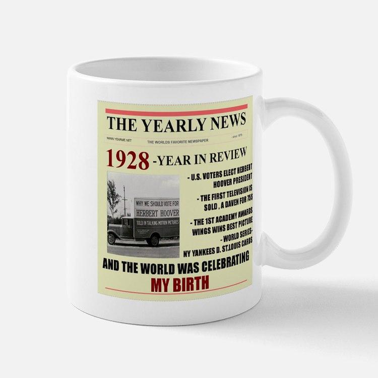 Cute 1928 Mug