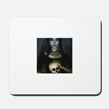 GOTHIC GIRL Mousepad