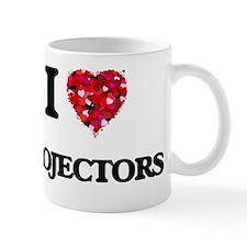 I Love Projectors Mug