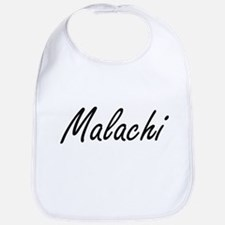Malachi Artistic Name Design Bib
