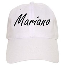 Mariano Artistic Name Design Baseball Cap