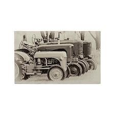 Tractors 3'x5' Area Rug