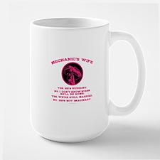 Car Mechanic's Wife Mugs