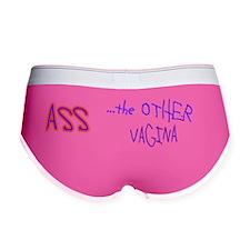 Ass The Other Vagina Briefs Women's Boy Brief