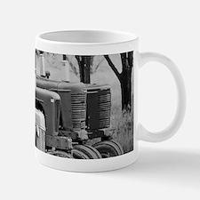 Rusty Tractor Mug Mugs