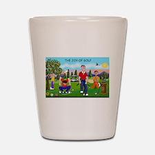 Joy of Golf 1 Shot Glass