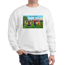 Joy of Golf 1 Sweatshirt
