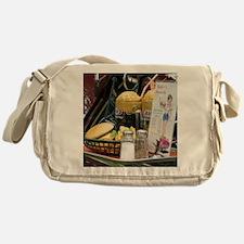 Fine Dining Messenger Bag