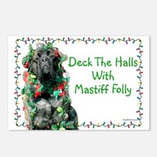 Mastiff Folly Postcards (Package of 8)