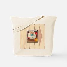 TLK010 Halloween Fright Tote Bag