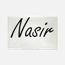 Nasir Artistic Name Design Magnets