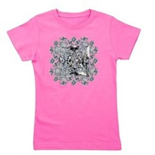 Diamond Gift Brooch Girl's Tee