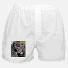 GORILLAS LUNCH Boxer Shorts