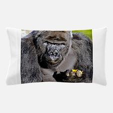 GORILLAS LUNCH Pillow Case