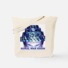 Rural War Room Devolved Tote Bag