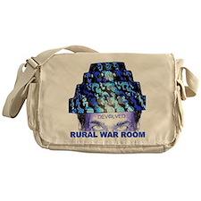 Rural War Room Devolved Messenger Bag
