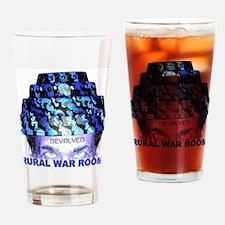 Rural War Room Devolved Drinking Glass