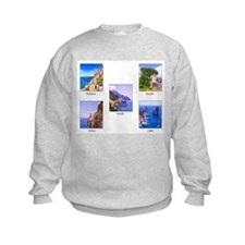 The Best Of The Amalfi Coast Sweatshirt