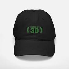 Golfer's 30th Birthday Baseball Hat