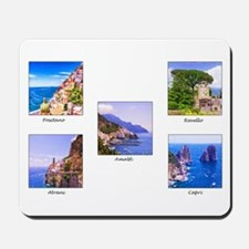 The Best Of The Amalfi Coast Mousepad