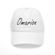 Omarion Artistic Name Design Baseball Cap