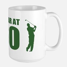 Golfer's 60th Birthday Mugs